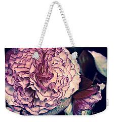 Rhapsody Weekender Tote Bag by Linda Bianic
