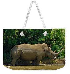 Rhino 1 Weekender Tote Bag