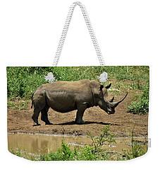 Rhino 2 Weekender Tote Bag