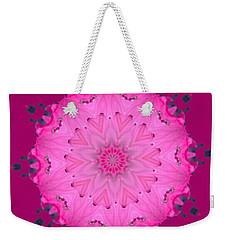 Rhoda Mandala 1 Weekender Tote Bag