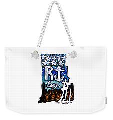 Rhode Island, Hope Weekender Tote Bag