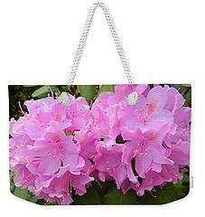 Rhododendron Beauty1 Weekender Tote Bag