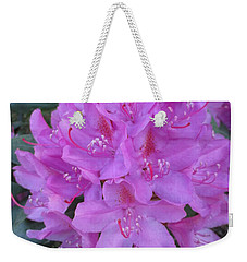 Rhododendron Bouquet  Weekender Tote Bag