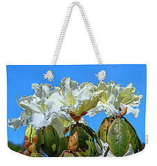 Rhododendron Ciliicalyx Dthn0213 Weekender Tote Bag