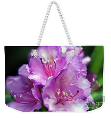 Rhododendron Festival Weekender Tote Bag