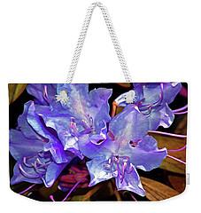 Rhododendron Glory 6 Weekender Tote Bag