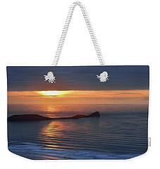 Rhosili 5 Weekender Tote Bag
