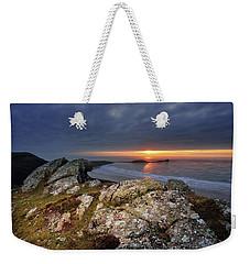 Rhosili 6 Weekender Tote Bag