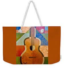 Rhythm Guitar Weekender Tote Bag