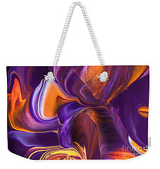 Rhythm Of My Heart Weekender Tote Bag