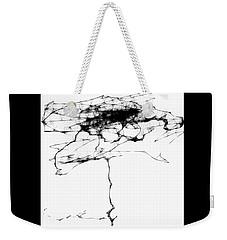Rhythm Of My Tremor Weekender Tote Bag