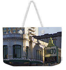 Rialto Tacoma Weekender Tote Bag by Cathy Anderson