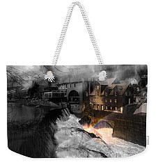 Rainbow In The Mist Weekender Tote Bag