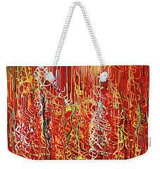 Rib Cage Weekender Tote Bag