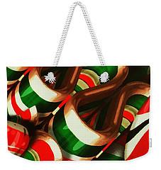 Ribbon Candy  Weekender Tote Bag