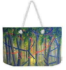 Ribbon Dance Weekender Tote Bag