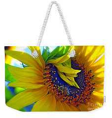 Rich In Pollen Weekender Tote Bag