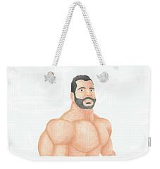Rich Piana Weekender Tote Bag