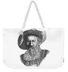Richard Beaver Dick Liegh Weekender Tote Bag