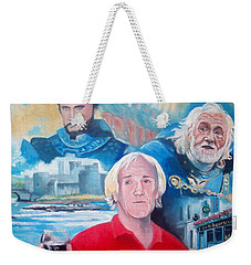 Richard Harris Weekender Tote Bag