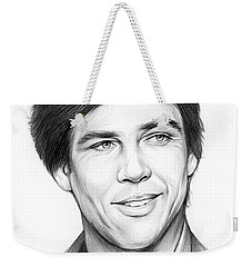 Richard Hatch Weekender Tote Bag