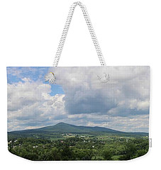 Richford, Vt Pan Weekender Tote Bag