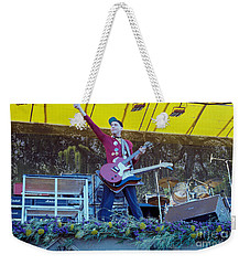 Rick Nielsen Of Cheap Trick - Day On The Green 9-2-78 Weekender Tote Bag