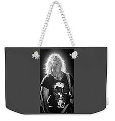Rick Savage Weekender Tote Bag by Luisa Gatti