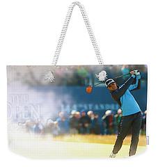 Rickie Fowler  Weekender Tote Bag