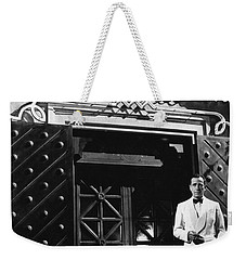 Ricks Cafe Americain Casablanca 1942 Weekender Tote Bag