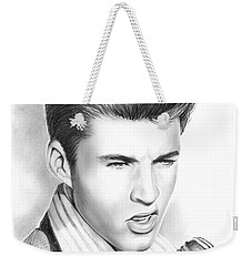 Ricky Nelson Weekender Tote Bag