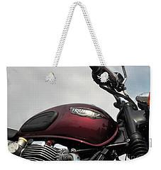 Ride 2017 Weekender Tote Bag