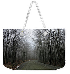 Ride In The Forest Weekender Tote Bag