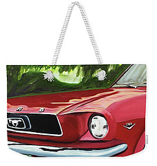 Ride Sally Ride Weekender Tote Bag