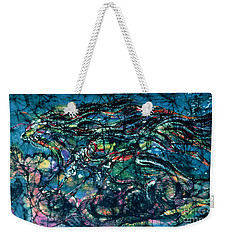 Ride The Wind Weekender Tote Bag
