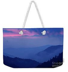 Ridges - D000023 Weekender Tote Bag