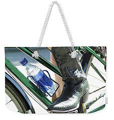 Riding In Style Weekender Tote Bag