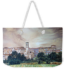 Rieti Panoramic Weekender Tote Bag
