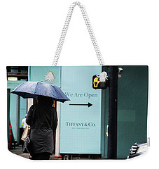 Right  Weekender Tote Bag by Empty Wall