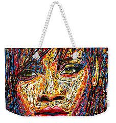 Rihanna Weekender Tote Bag