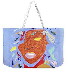 Rihanna Loud Weekender Tote Bag by Stormm Bradshaw