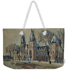 Rijksmuseum Just After The Rain Weekender Tote Bag