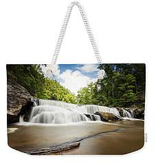Riley Moore Falls Weekender Tote Bag by Sean Allen