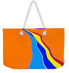 Rill Weekender Tote Bag