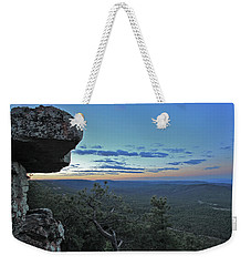 Rim Daybreak Weekender Tote Bag by Gary Kaylor