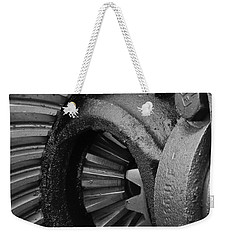 Ring And Pinion Bw Weekender Tote Bag