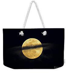 Ring Around The Moon Weekender Tote Bag