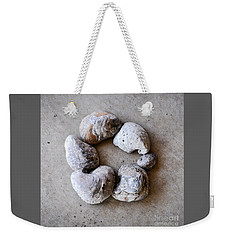 Ring Of Fossils Weekender Tote Bag