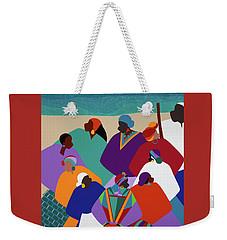 Ring Shout Gullah Islands Weekender Tote Bag