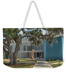 Weekender Tote Bag featuring the photograph Ringling College Of Art And Design - Image 2 by Richard Goldman